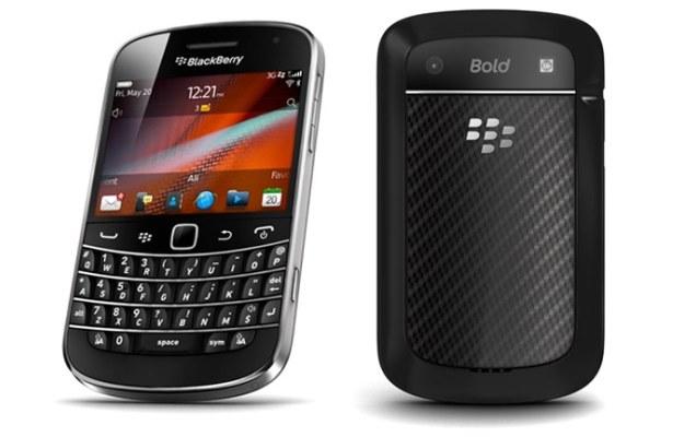 BlackBerry Bold 9900 z systemem BlackBerry 7 OS /materiały prasowe