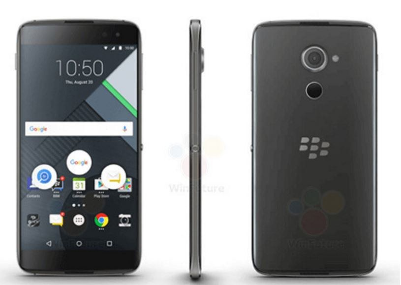 Blackberry DTEK 60 /Twitter /Internet