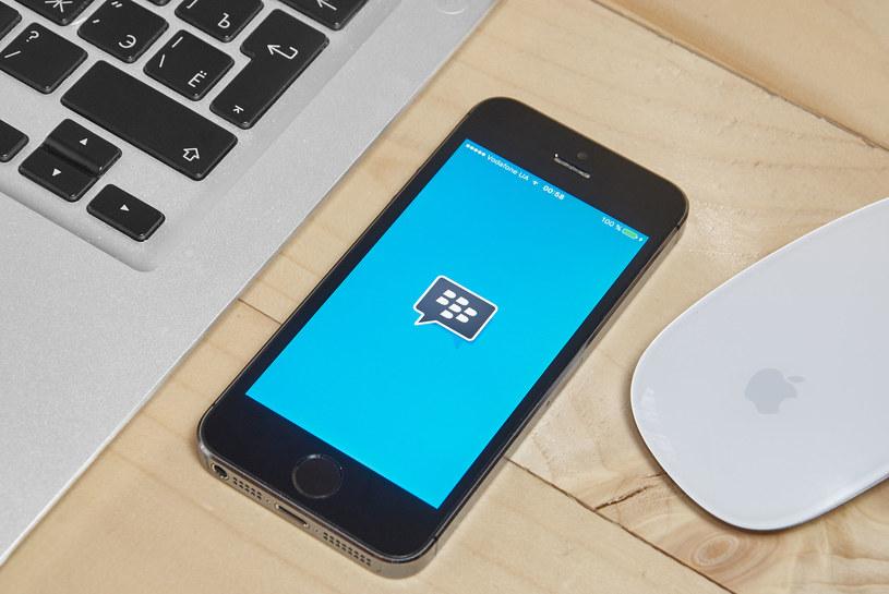 Blackberry już nie będzie produkować własnych smartfonów /123RF/PICSEL