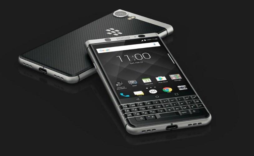 Blackberry KEYone to póki co jedyny model Blackberry na ten rok /materiały prasowe