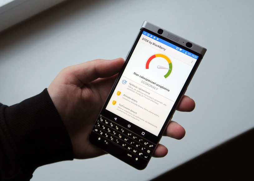 Blackberry KEYone /INTERIA.PL