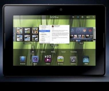 BlackBerry Playbook - sprzedaje się, ale jest sporo zwrotów