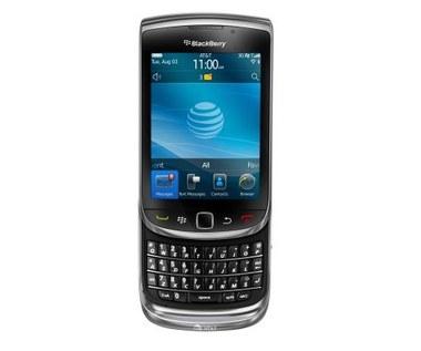 BlackBerry Torch 9800 z BlackBerry 6