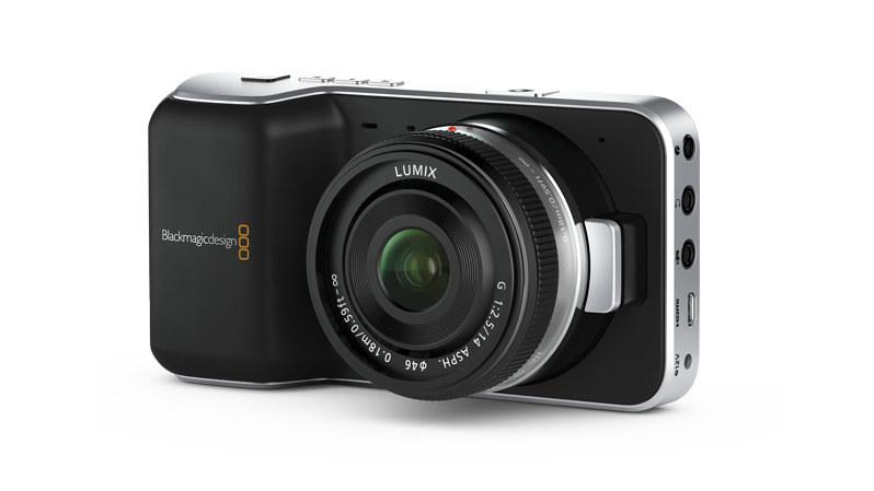 Blackmagic Pocket Cinema Camera /materiały prasowe