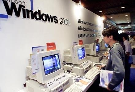Błąd występuje w systemach Windows 2000, Windows XP oraz Windows Server 2003 /AFP