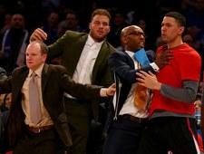 Blake Griffin ukarany za bójkę. Straci sporo pieniędzy