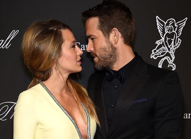 Blake Lively i Ryan Reynolds oczekują swojego pierwszego dziecka /Getty Images