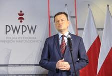 Błaszczak: Tusk swoim komentarzem szkodzi Polsce