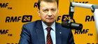 Błaszczak: W ciągu kilku tygodni będzie gotowy projekt wyłączenia Biura Spraw Wewnętrznych z policji