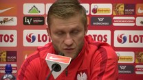 Błaszczykowski: Myślę, że jutro po meczu będziemy w dobrych humorach