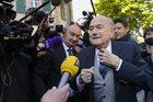 Blatter będzie przesłuchiwany przez Trybunał Arbitrażowy