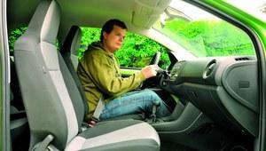 Błędy młodych kierowców