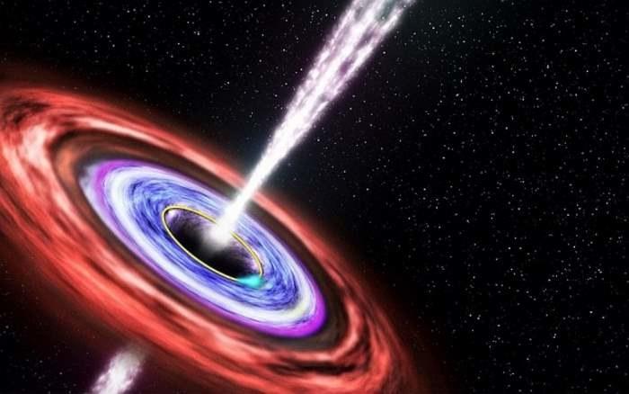Bliski rozbłysk gamma może zniszczyć życie na Ziemi /materiały prasowe