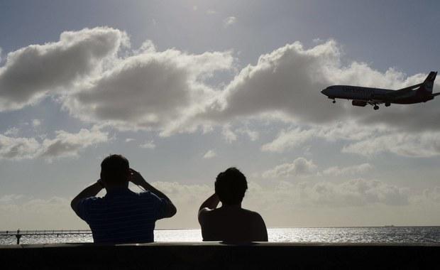 Blisko 200 polskich turystów utknęło na lotnisku na Lanzarote