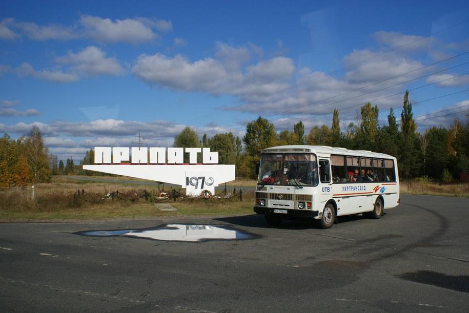 Blisko 50 tysięcy odwiedziło okolice Czarnobyla w 2017 r. /Tomasz Róg /