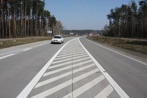 Blokada drogi krajowej przez niezadowolonych mieszkańców