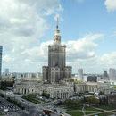Blokady dróg dojazdowych do Warszawy