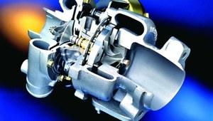 Blokująca się turbosprężarka
