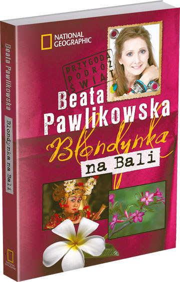 Blondynka na Bali /Styl.pl/materiały prasowe