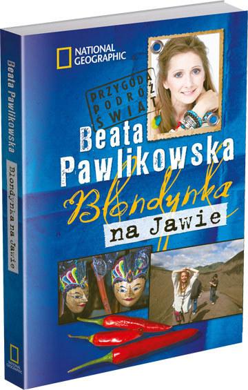 Blondynka na Jawie /Styl.pl/materiały prasowe