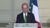 Bloomberg: Amerykanie będą przestrzegać zobowiązań klimatycznych z porozumienia parsykiego