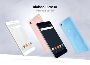 Bluboo Picasso - elegancki smartfon za 399 zł