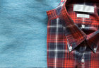 Bluzka z męskiej koszuli