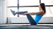 Błyskawiczny trening na płaski brzuch