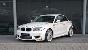 BMW 1 M Coupe od G-Power