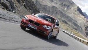 BMW 1 z napędem xDrive i słabszym dieslem
