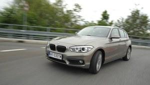 BMW 116i - test