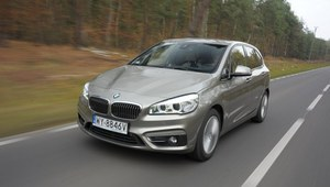 BMW 218d AT Active Tourer - test