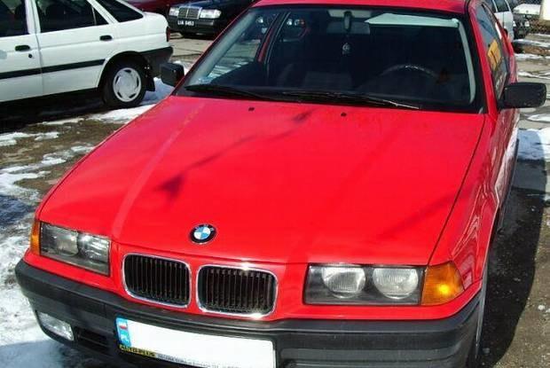 BMW 3 / Kliknij /INTERIA.PL