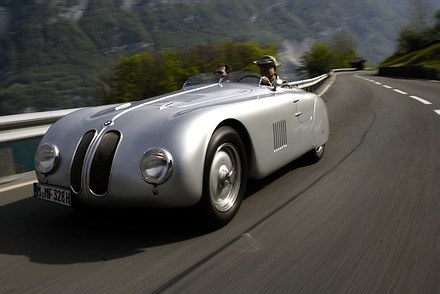 BMW 328 Berlin-Rome Touring Roadster /