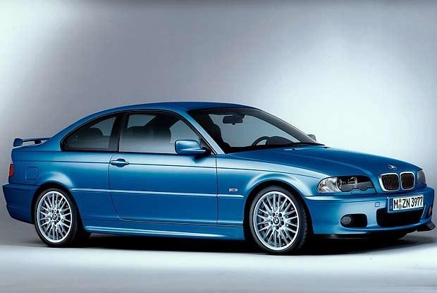 BMW 330Ci Clubsport Coupe (kliknij) /INTERIA.PL