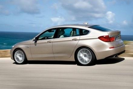 BMW 5 GT /INTERIA.PL