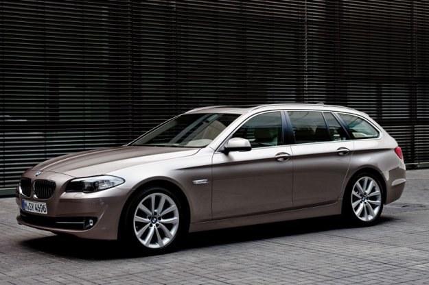 BMW 5 touring /