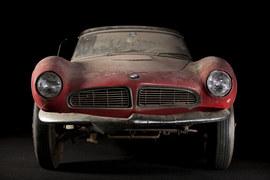 BMW 507 Elvisa Presleya z 1957 roku