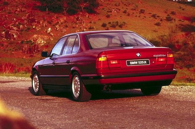 BMW 525 iX /INTERIA.PL