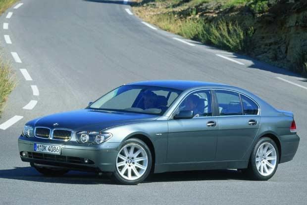 BMW 7 (kliknij) /INTERIA.PL