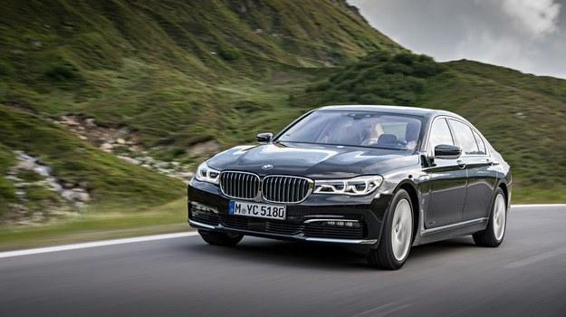 BMW 740e iPerformance /BMW