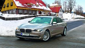 BMW 750Li xDrive - test