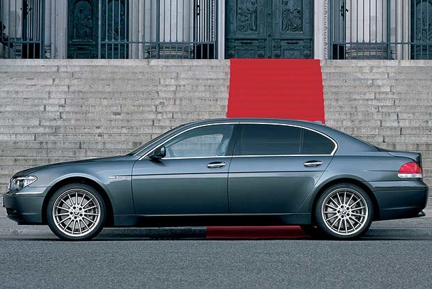 BMW 760Li (kliknij) /INTERIA.PL