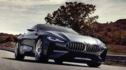 BMW concept 8. Nowe, piękne coupe
