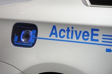 BMW concept activeE /AFP