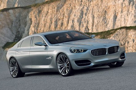 BMW CS / Kliknij /INTERIA.PL