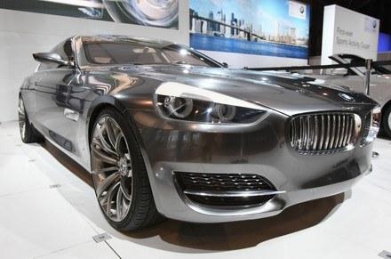 BMW CS / Kliknij /AFP
