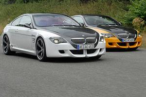 BMW czyli budzący respekt bulgot