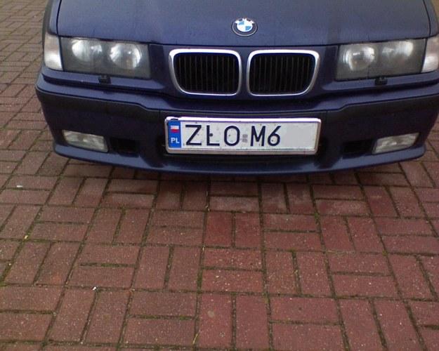 BMW czyli zło...