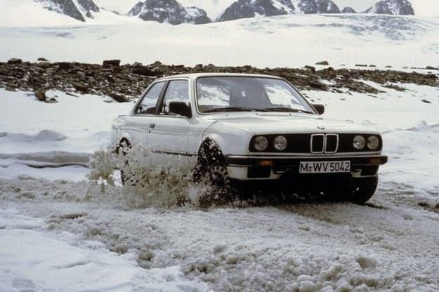 BMW E30 z napędem 4x4 /INTERIA.PL
